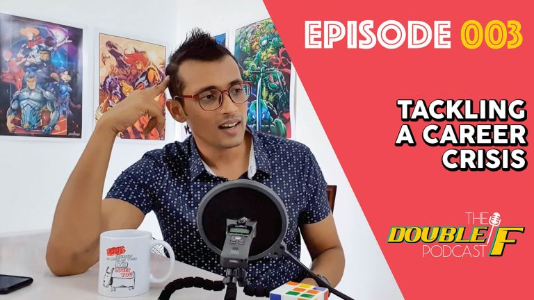 Podcast   Episode 03: Tackling a career crisis