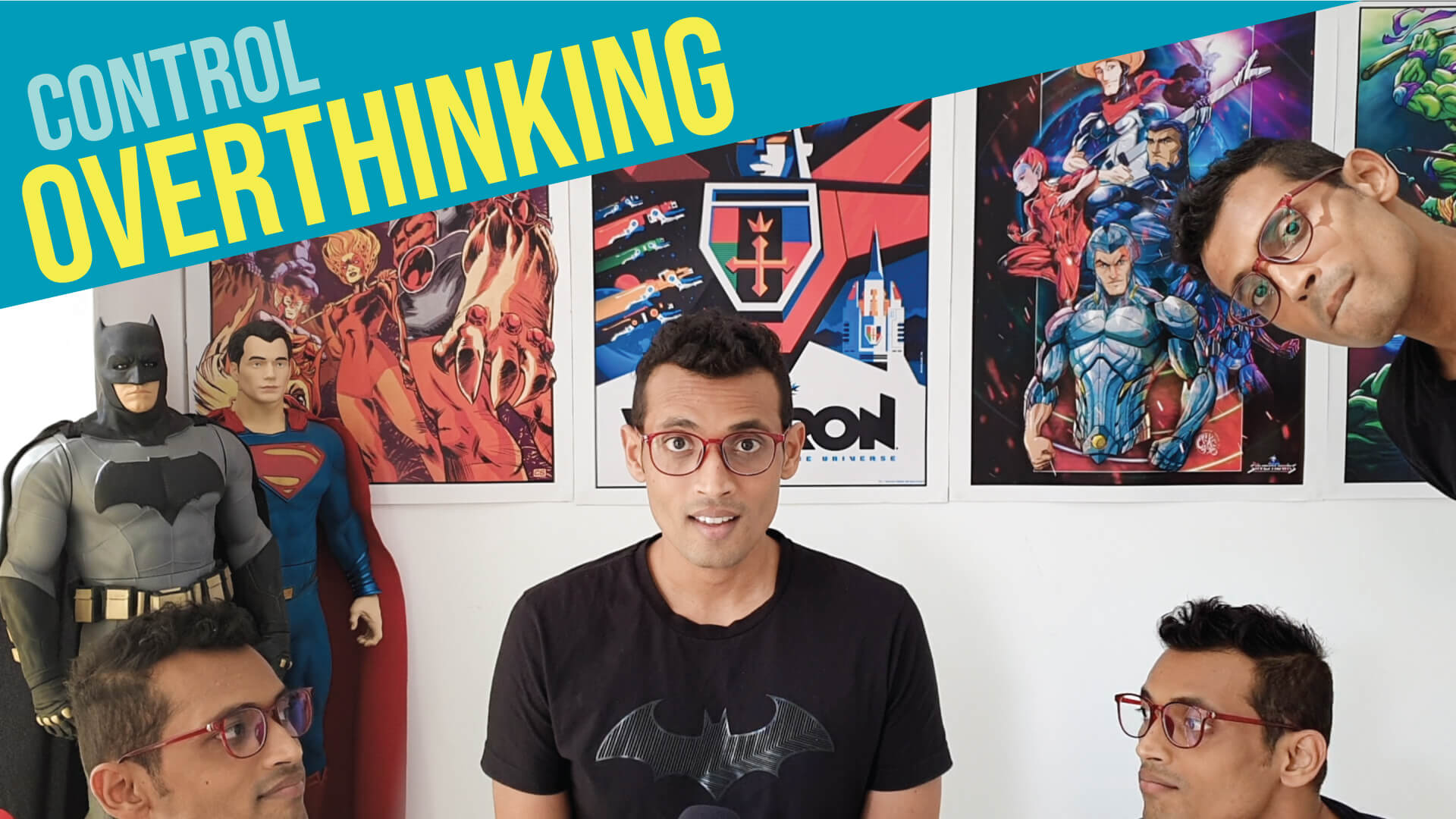 How to control Overthinking! – How our Mind Works